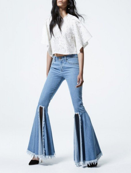 ASILIO Walk With Me Flare Jeans